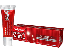 Colgate<sup>®</sup> Luminous White
